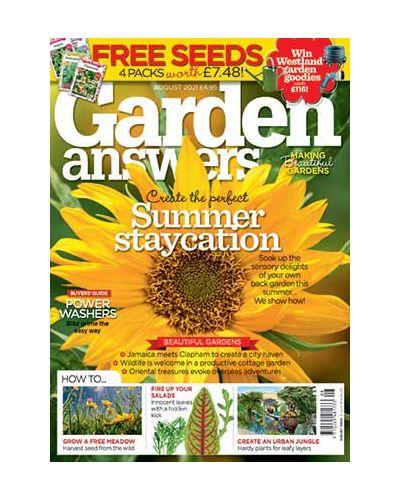 Garden Answers August 2021