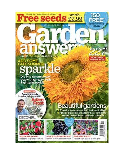 Garden Answers September 2019