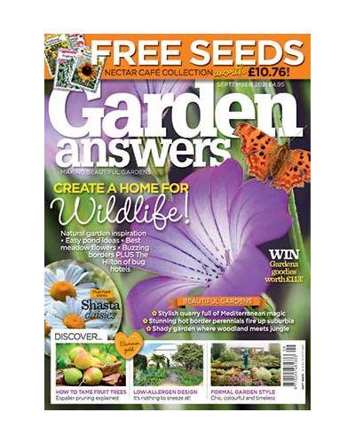 Garden Answers September 2021