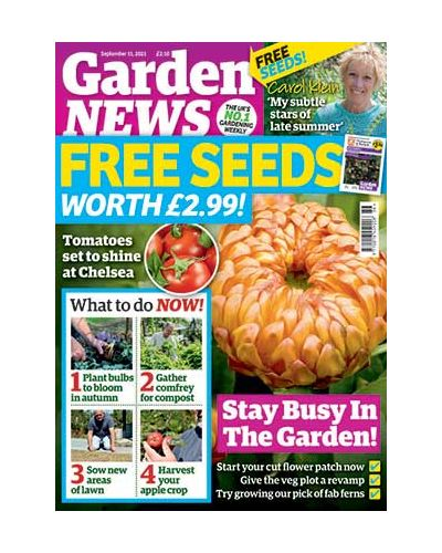 Garden News Digital issue 07/09/2021