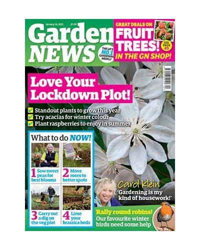 Garden News Digital issue 12/01/2021
