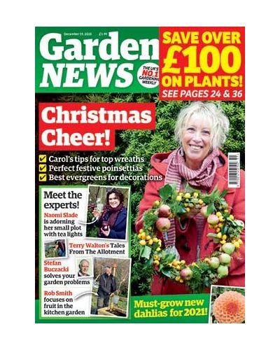 Garden News Digital Issue 15/12/2020