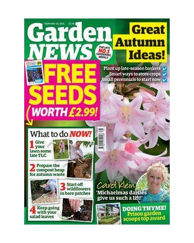 Garden News Digital issue 21/09/2021