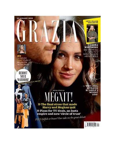 Grazia Digital Issue 14/01/2020