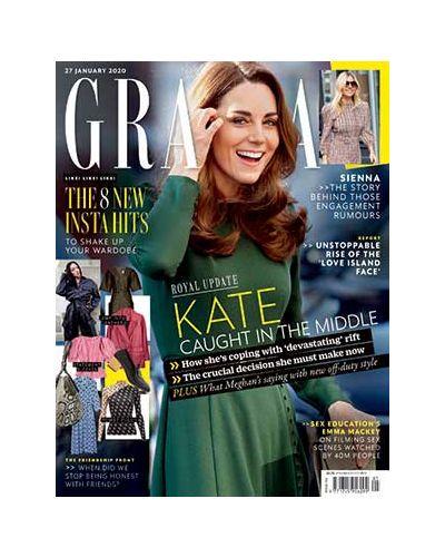 Grazia Digital Issue 21/01/2020