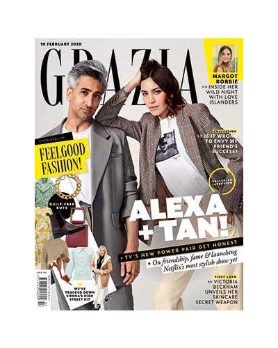 Grazia Digital Issue 04/02/2020