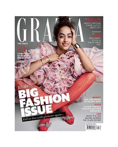 Grazia Digital Issue 18/02/2020
