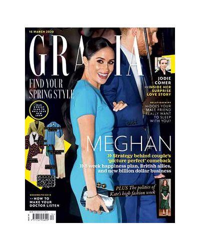 Grazia Digital Issue 10/03/2020