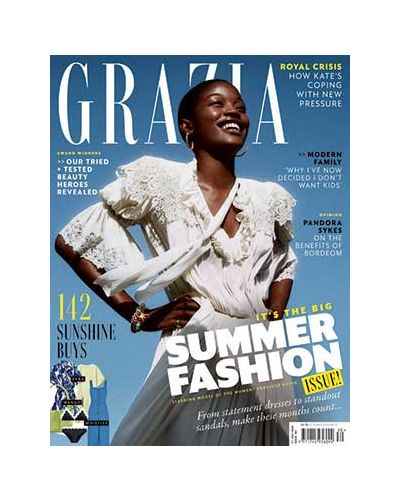 Grazia Digital Issue 14/07/2020