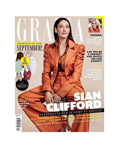 Grazia Issue 08/09/2020