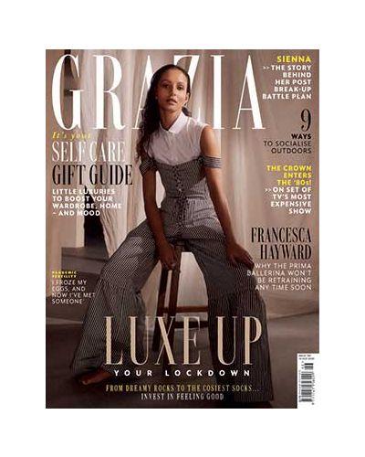Grazia Issue 03/11/2020