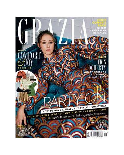 Grazia Issue 01/12/2020