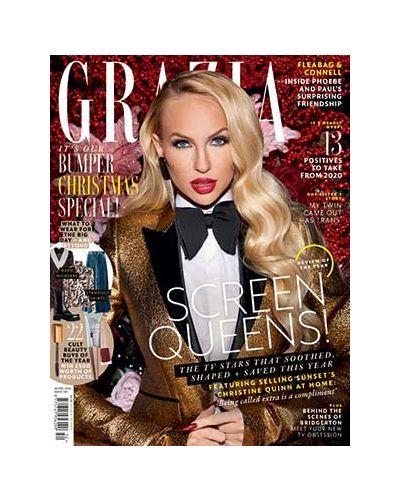 Grazia Issue 15/12/2020