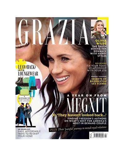 Grazia Issue 12/01/2021