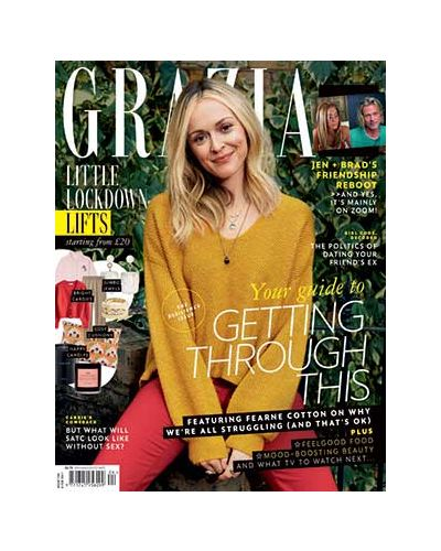 Grazia Issue 26/01/2021