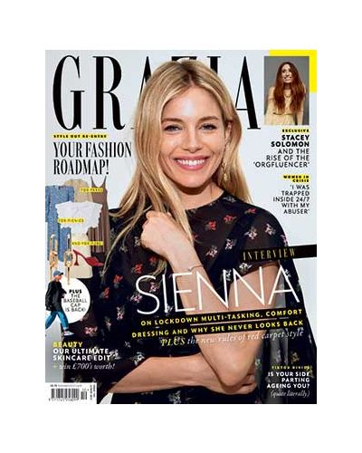 Grazia Issue 09/03/2021