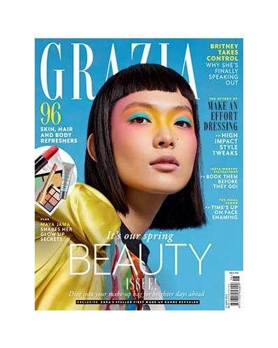 Grazia Issue 04/05/2021