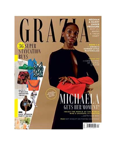 Grazia Issue 15/06/2021