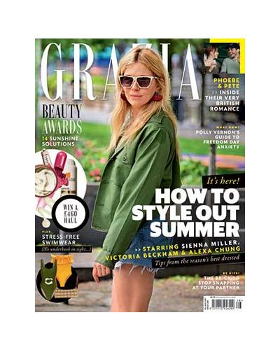 Grazia Issue 13/07/2021
