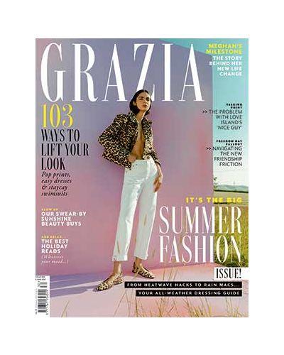 Grazia Issue 27/07/2021