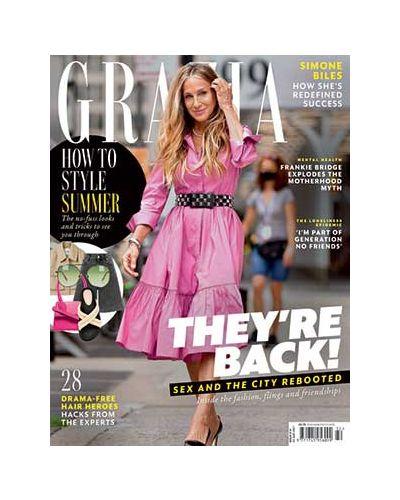 Grazia Issue 10/08/2021