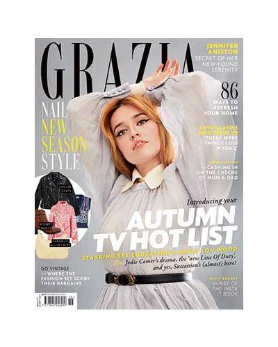 Grazia Issue 07/09/2021