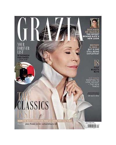 Grazia Issue 05/10/2021
