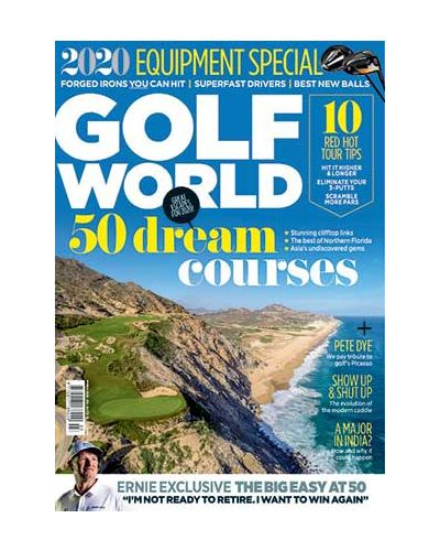 Golf World March 2020