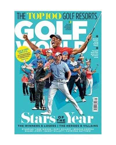 Golf World January 2020