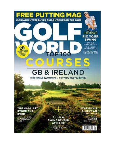 Golf World May 2020
