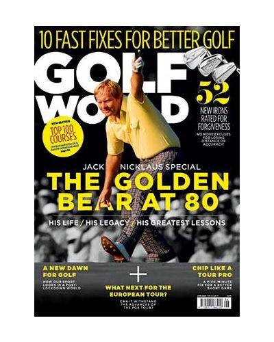 Golf World June 2020