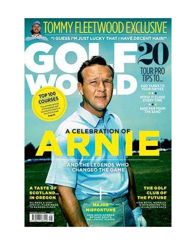 Golf World August 2020