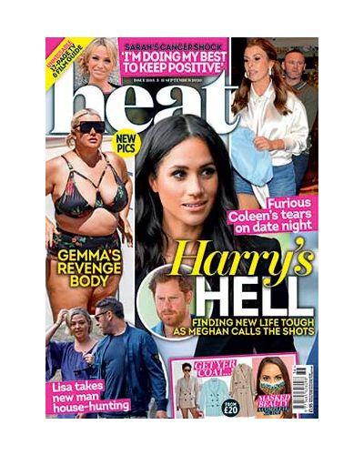 Heat Digital Issue 01/09/2020