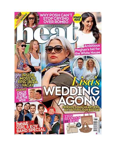 Heat Digital Issue 10/08/2021