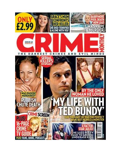 Crime Monthly Print Issue 12