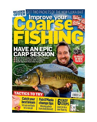Improve Your Coarse Fishing issue 354