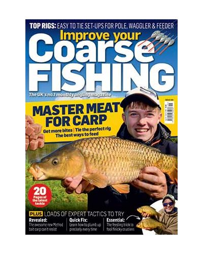 Improve Your Coarse Fishing issue 355