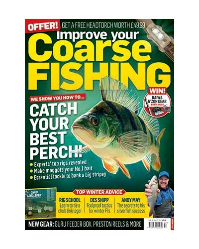 Improve Your Coarse Fishing issue 357