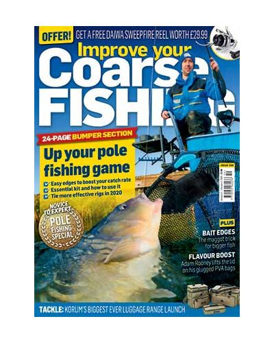 Improve Your Coarse Fishing Issue 359