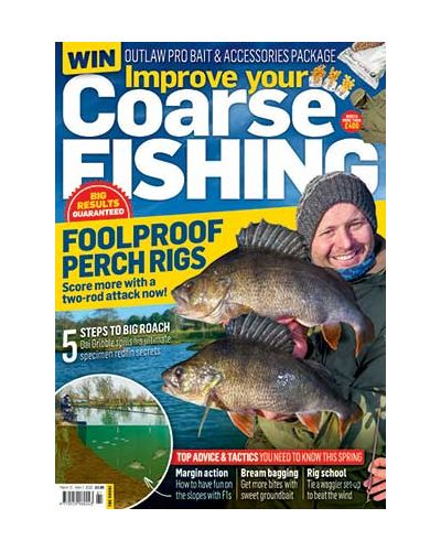Improve Your Coarse Fishing Issue 361