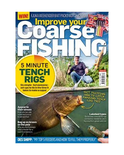 Improve Your Coarse Fishing Issue 363