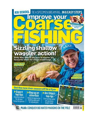 Improve Your Coarse Fishing Issue 365