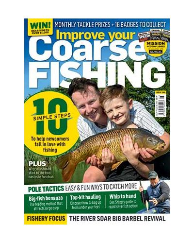 Improve Your Coarse Fishing Issue 366