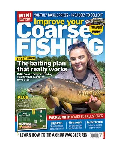 Improve Your Coarse Fishing Issue 368