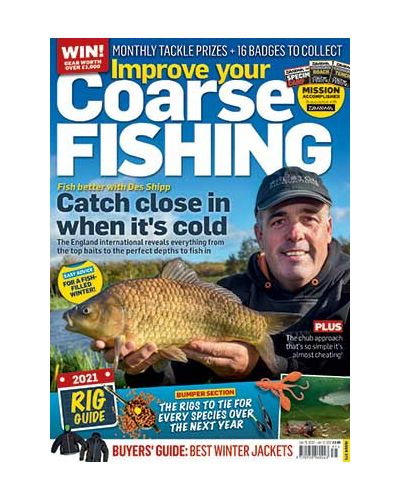 Improve Your Coarse Fishing Issue 371