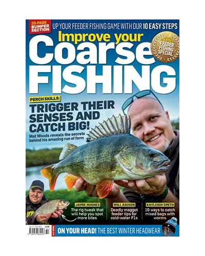 Improve Your Coarse Fishing Issue 372