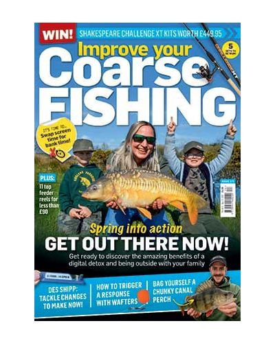 Improve Your Coarse Fishing Issue 374