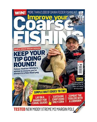 Improve Your Coarse Fishing Issue 381