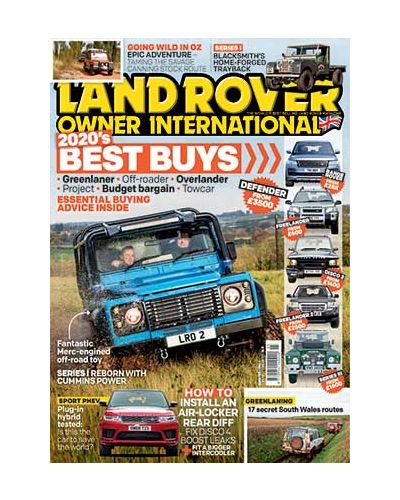 Land Rover Owner March 2020