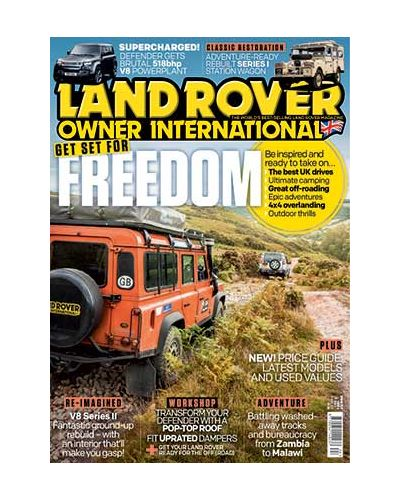 Land Rover Owner Spring 2021